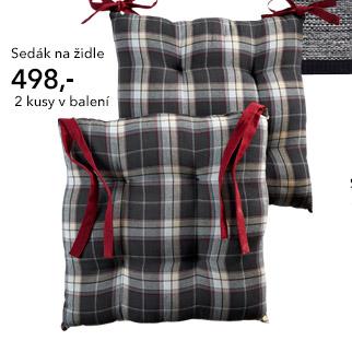 Sedák na židle Multipack